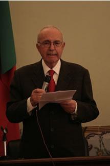 Borges Coelho, intervenção na Boa Hora