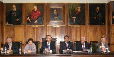 fotografia do encontro na Ordem dos Advogados, 20 de Junho de 2007